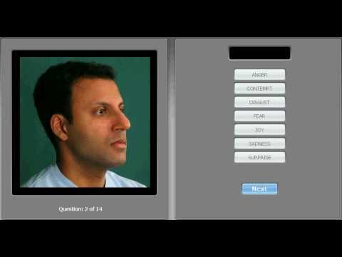 MiX 2 Advanced Microexpression Training Demo
