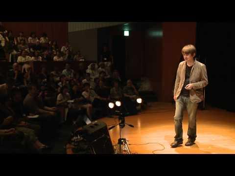 TEDxTokyo -Tetsuya Mizuguchi - Positive Power of Games - [English]