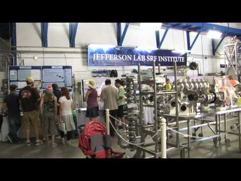 Jefferson Lab Open House (2010)