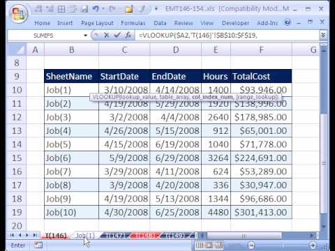 Excel Magic Trick #146 part 2: Dynamic List from Table #1