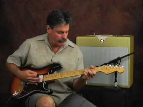 Demo Divided by Thirteen Tube Guitar Amp John Mayer uses