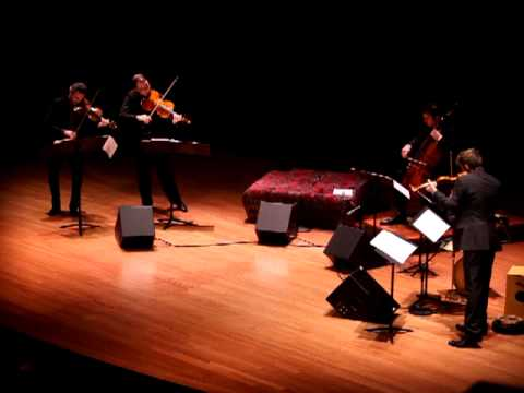 Kayhan Kalhor and Brooklyn Rider with the World Premiere of Philip Glass's Suite for String Quartet