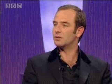 Robson Green interview - Parkinson - BBC
