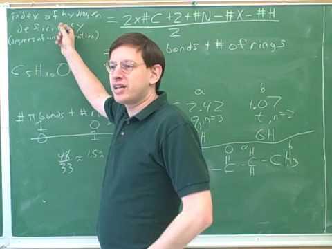 Proton NMR problems (5)