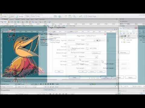 Adobe Dreamweaver CS3: CREATING & INSERTING IMAGES: Adjusting Transparency Settings