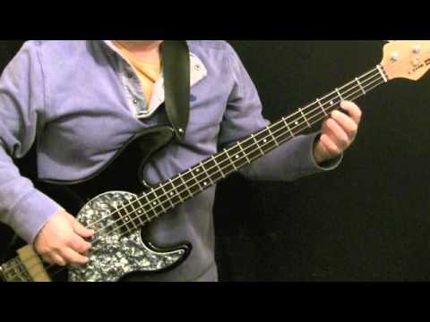 Motown Style Groove 35 For Bass Guitar - James Jamerson