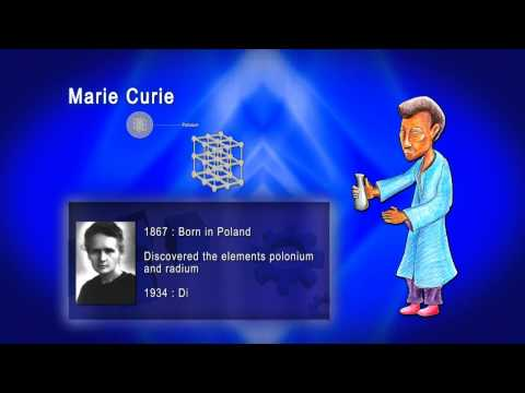 Top 100 Greatest Scientist in History For Kids(Preschool) - MARIE CURIE