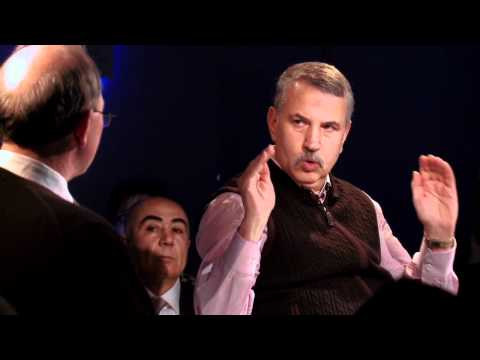 Insights: Ideas for Change - Thomas Friedman - From Connected to Hyperconnected