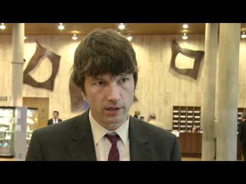 Interview with Johannes Cullmann, Chairperson of the International Hydrological Programme