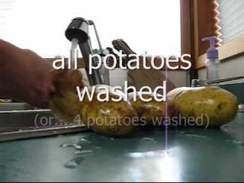 Learn English Study Lesson 112 - Potato (Free ESL)