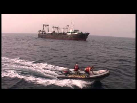 Pirate Fishing in West African waters