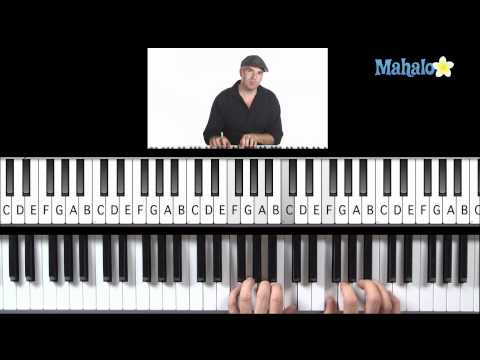 Learn Piano HD: How to Play Twinkle Twinkle Little Star (Chords and Melody) in F on Piano