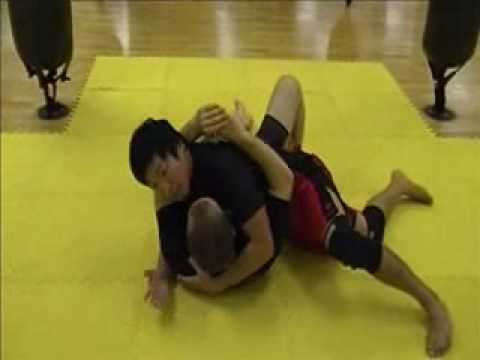 Grappling - Controlling Side Mount (basics)