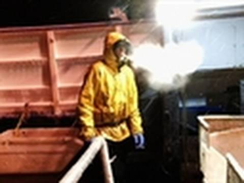 Deadliest Catch - Jake's Near Miss | Empty Throne