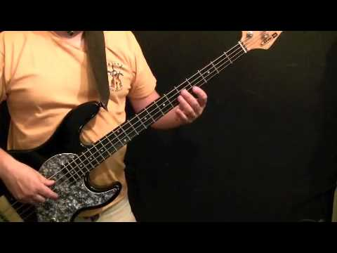 How To Play Bass Guitar To Respect - Otis Redding - Duck Dunn