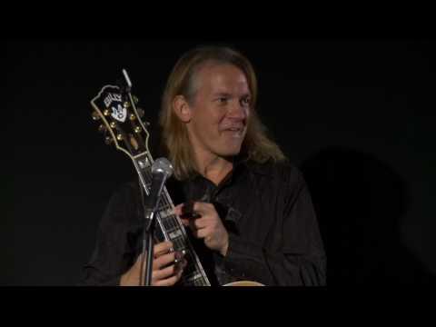 TEDxAtlanta - Billy McLaughlin - Part 1 of 2