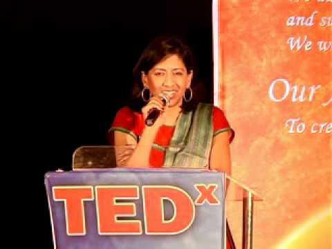 TEDxsilveroaksschool - Dr.Sirisha - Love what you do
