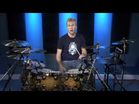 Beginner 16th Note Linear Drum Fills
