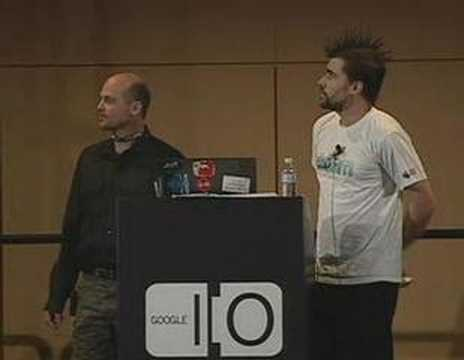 Google I/O 2008 - Creating Popular Apps on MySpace