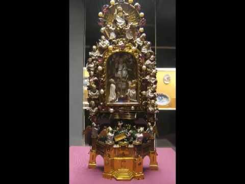 Holy Thorn Reliquary (made in Paris for Jean, Duc de Berry), c. 1390s