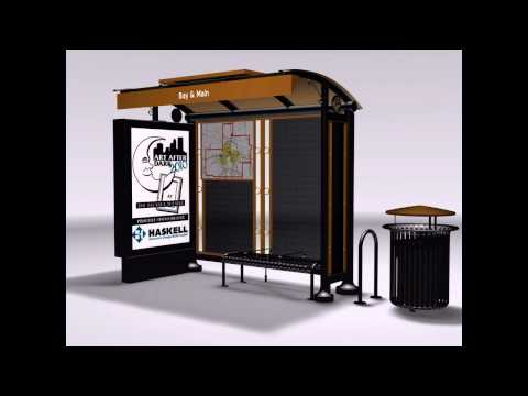 Autodesk Software Helps Company Create Distinctive Transit Shelters and Displays