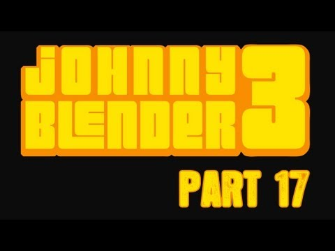 Johnny Blender 3 - Pt 17 - Shape Keys for Facial Expressions