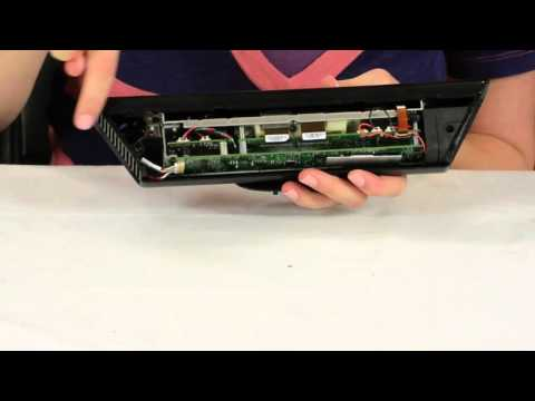 Kinect disconnected: How to take apart the Xbox Kinect
