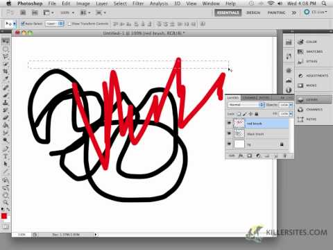 Photoshop CS5 - Intro to Layers Part 2