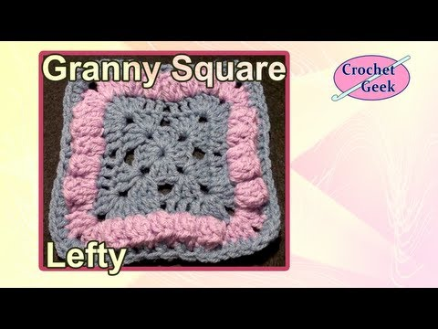 Left Hand Bellevue Granny Square