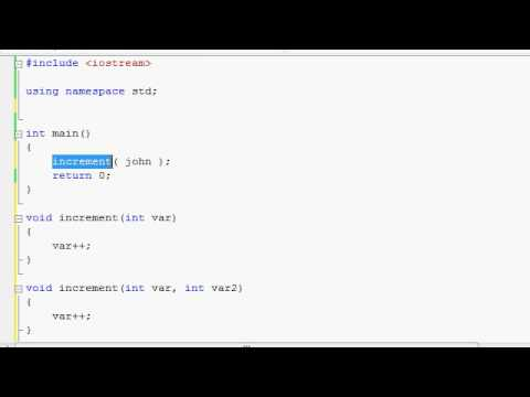 C++ Tutorial (59)  - Absolute n00b spoonfeed