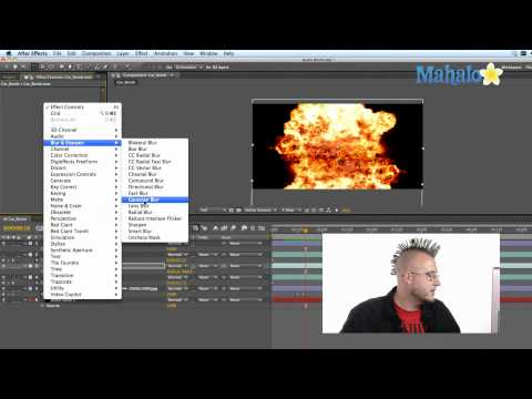 The Rotate Tool in Adobe After Effects