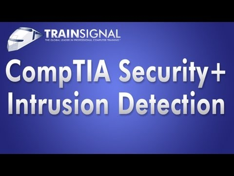 CompTIA Security+ Intrusion Detection