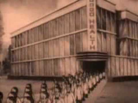 The Microbe Army  1935 animated
