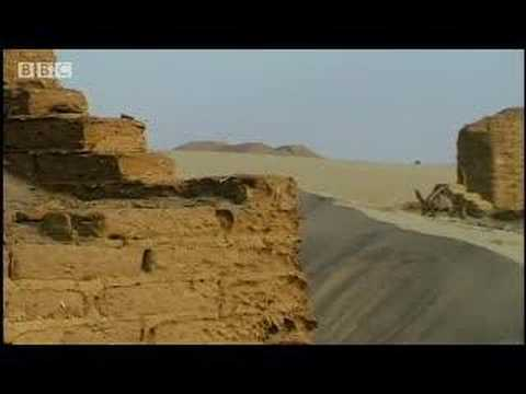 Deacades of drought in Peru - BBC