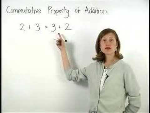 Commutative Property of Addition - YourTeacher.com
