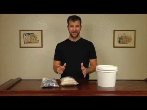 How To Make Home Brew IPA - HD Video Part 1 of 8