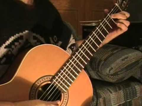 GREENSLEEVES Played on Two Guitars