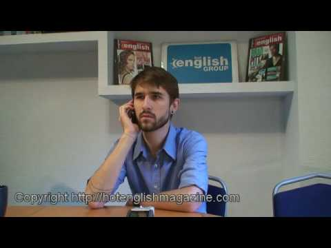 Thomas' Telephone Conversation