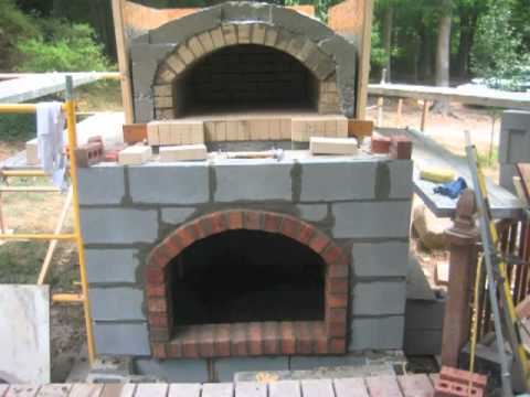 Wood Fired / Pizza Oven Construction