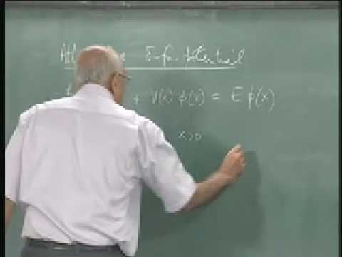 Lecture - 10 Quantum Physics