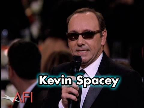 Kevin Spacey Impersonates Christopher Walken & Jack Nicholson
