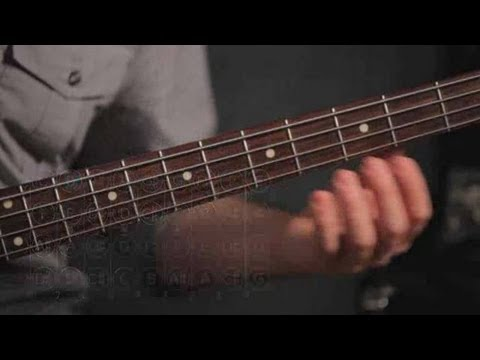 Bass Guitar Lesson: How to Play Note B