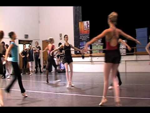 Anaheim Ballet: Snow First Look