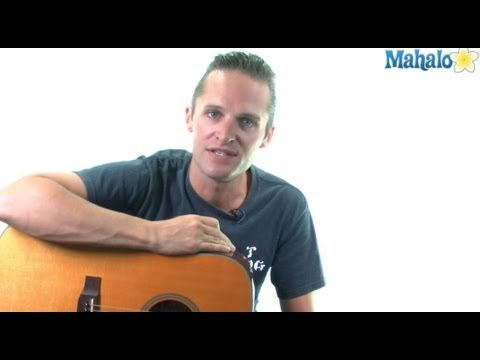 "How to Play ""Runaway"" by Del Shannon on Guitar"
