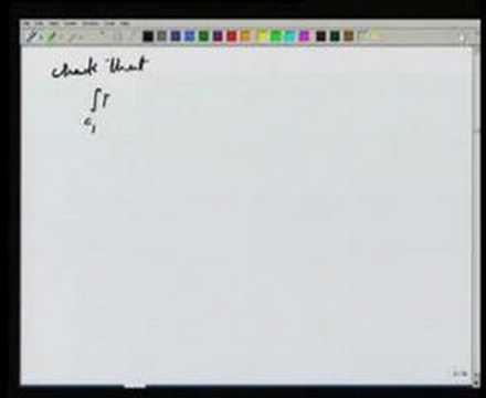 Lecture 21 - Line integrals