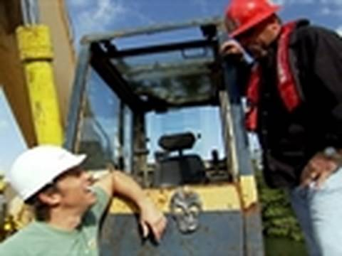 Dirty Jobs: Abandon Boat!