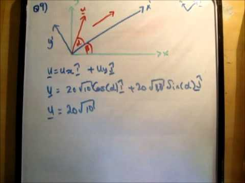 Applied Maths : LC textbook solution  Ex 3c q9