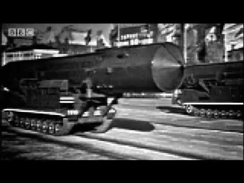 Surveillance & North Pole Missiles - The Satellite Story - BBC science