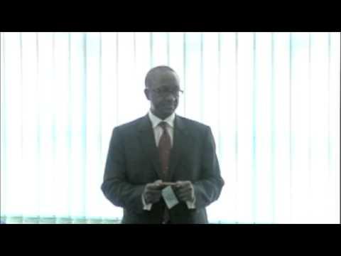 TEDxKampala - Roscoe Nsumbuga - 11/23/09