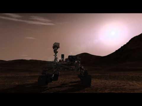 Curiosity Rover Report (Sept. 13, 2012)